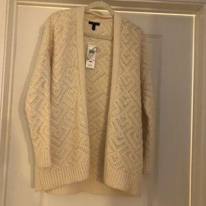 Eileen Fisher Exclusive, Cotton Alpaca Fluff Cardi